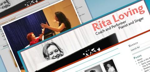 Rita Loving, Singer & Pianist; Munich/München