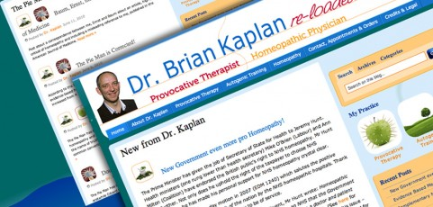 Dr. Brian Kaplan – Relaunch; London