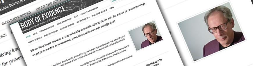 Body of Evidence | Jeromeburne.com