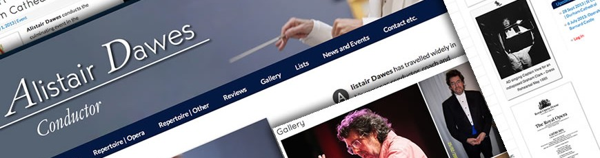Alistair Dawes – Conductor