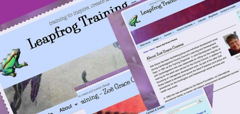 Leapfrog Training – Zoë Grace Cozens